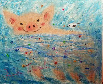 カリブの豚さん