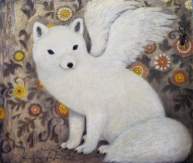 天使狐さん